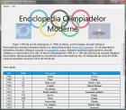 Atestat informatica: Enciclopedia Olimpiadelor Moderne