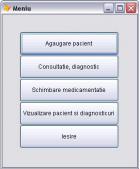 Atestat informatica: Cabinet medical