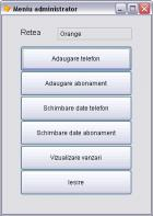 Atestat informatica: Dealer telefonie mobila