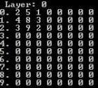 Atestat informatica: Matrice 3D